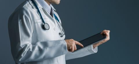 Electronic Signature Solution for Healthcare Professionals